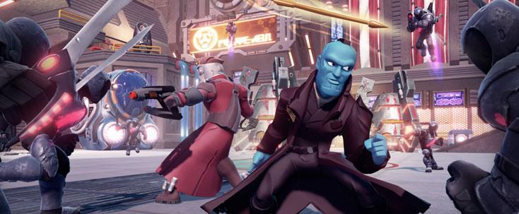 Disney Infinity Yondu Guardians of the Galaxy
