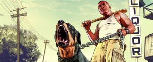 GTA V PS4 Xbox One Grand Theft Auto 5