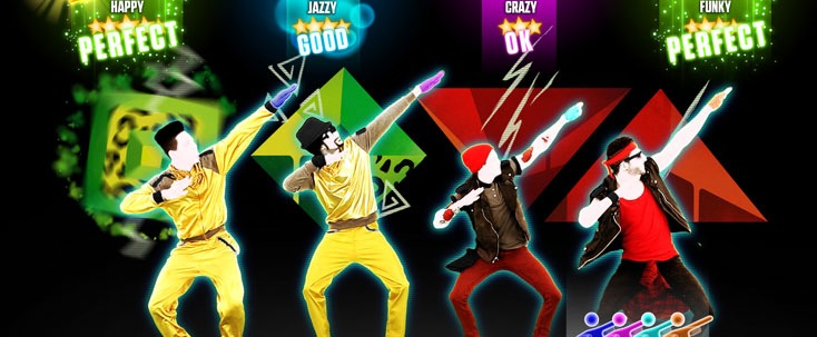 Just Dance 2015 screenshot
