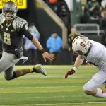 Oregon Ducks Marcus Mariota