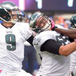 Philadelphia Eagles Nick Foles NY Giants