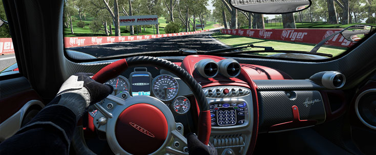 Project Cars PS4 Xbox One