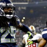 Seattle Seahawks Richard Sherman vs San Francisco 49ers