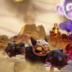 Skylanders Trap Team Kaos Doom Challenge Mode Video