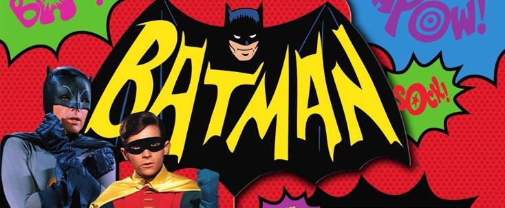 Batman The Complete TV Series Blu-ray