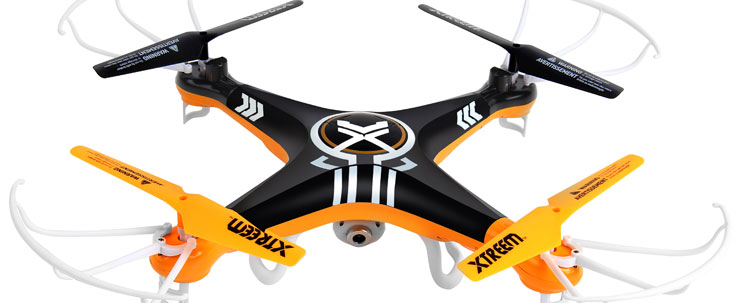 QuadForce Video Drone