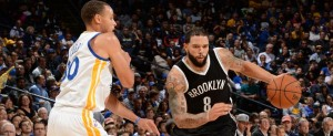 Brooklyn Nets Deron Williams Golden State Warriors Stephen Curry