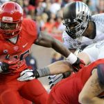 Arizona Wildcats vs Oregon Ducks football