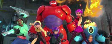 Big Hero 6 Blu-ray