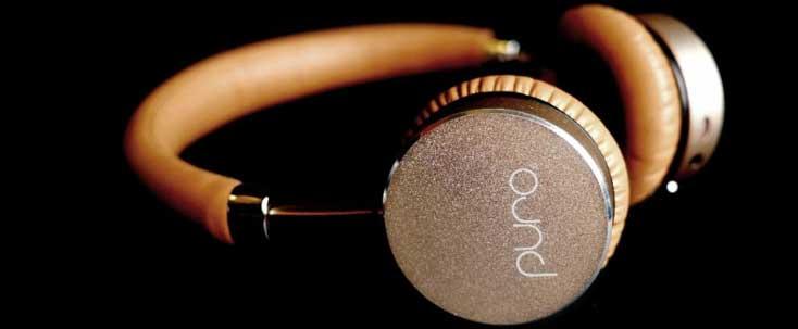 Puro Sound Bluetooth headphones