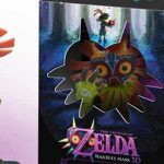Legend of Zelda Majoras Mask 3D Bundle Includes Skull Kid Figurine