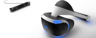 Project Morpheus PS4 Virtual Reality Headset