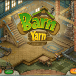 Spinning a Yarn with Barn Yarn