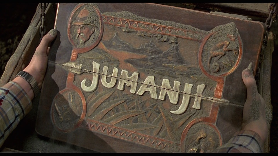 Jumanji Anniversary Edition