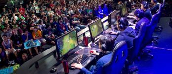 esports2 349x151 - A Glimpse into the Future of Sports Entertainment and Competition