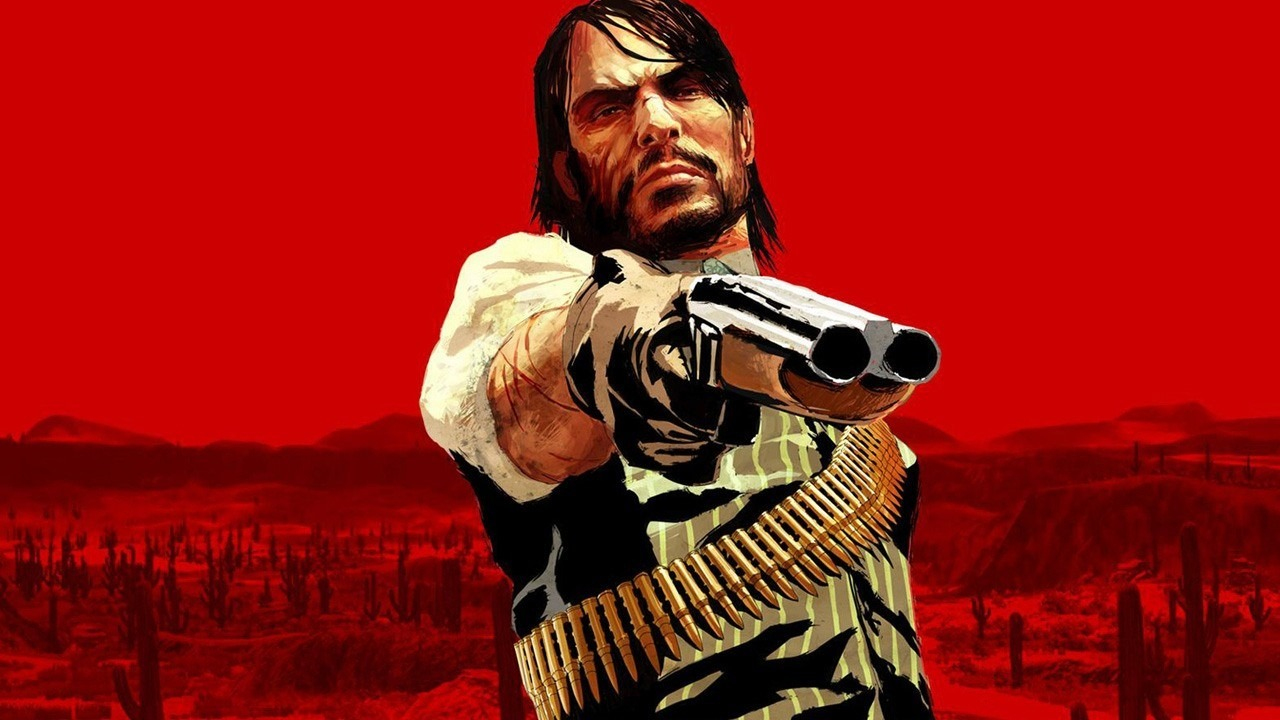 Red Dead Redemption - Red Dead Redemption