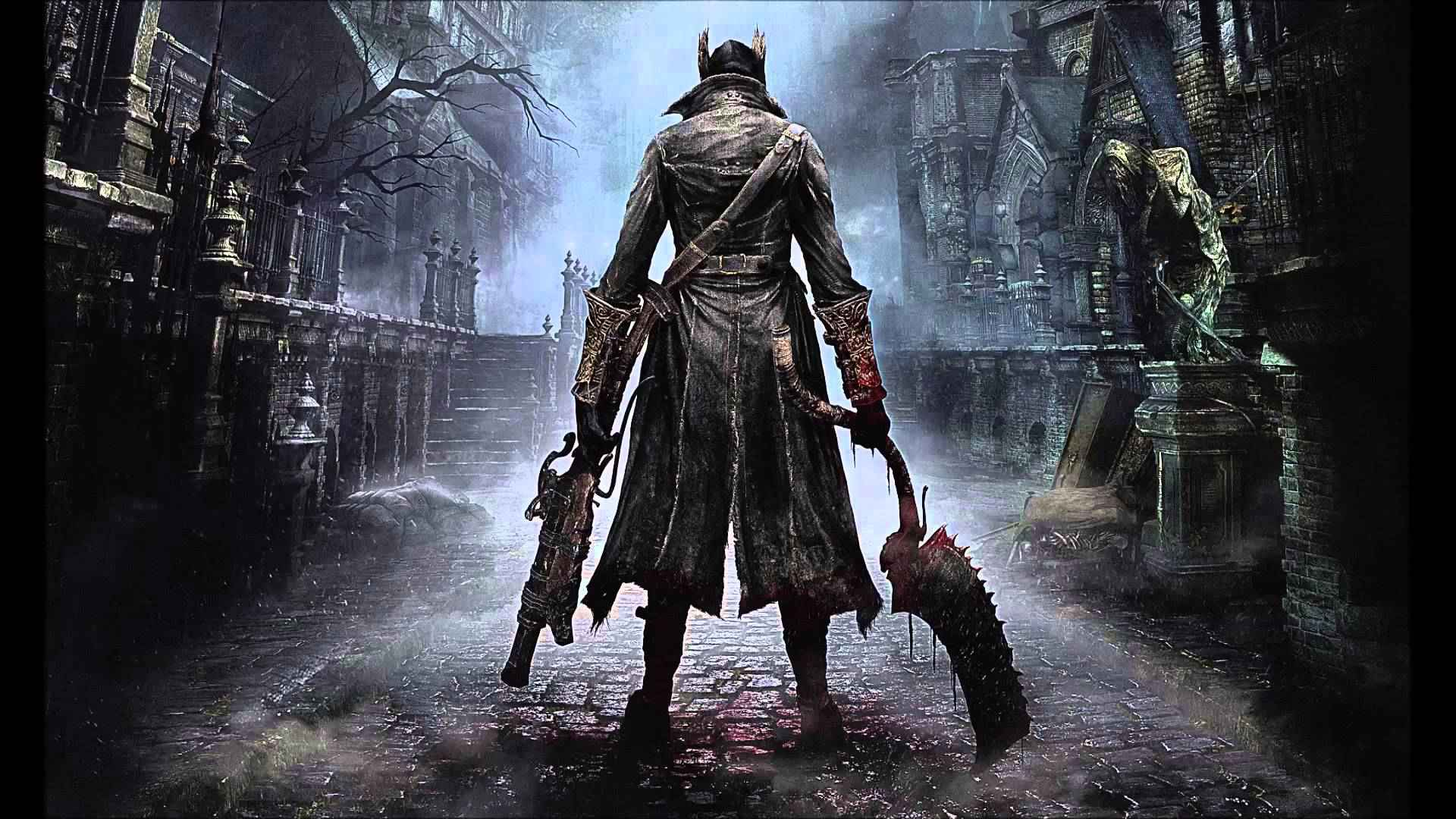 bloodborne- best video games 2015