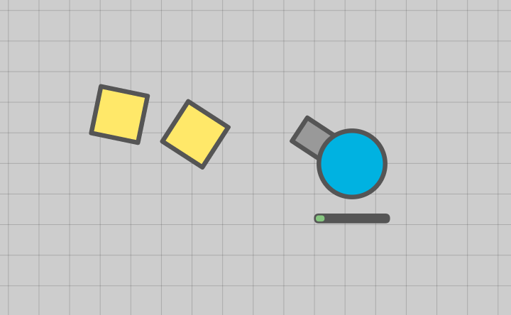 One Celled Organism >> Blast the Biggest Tanks in Diep.io - Daily Game