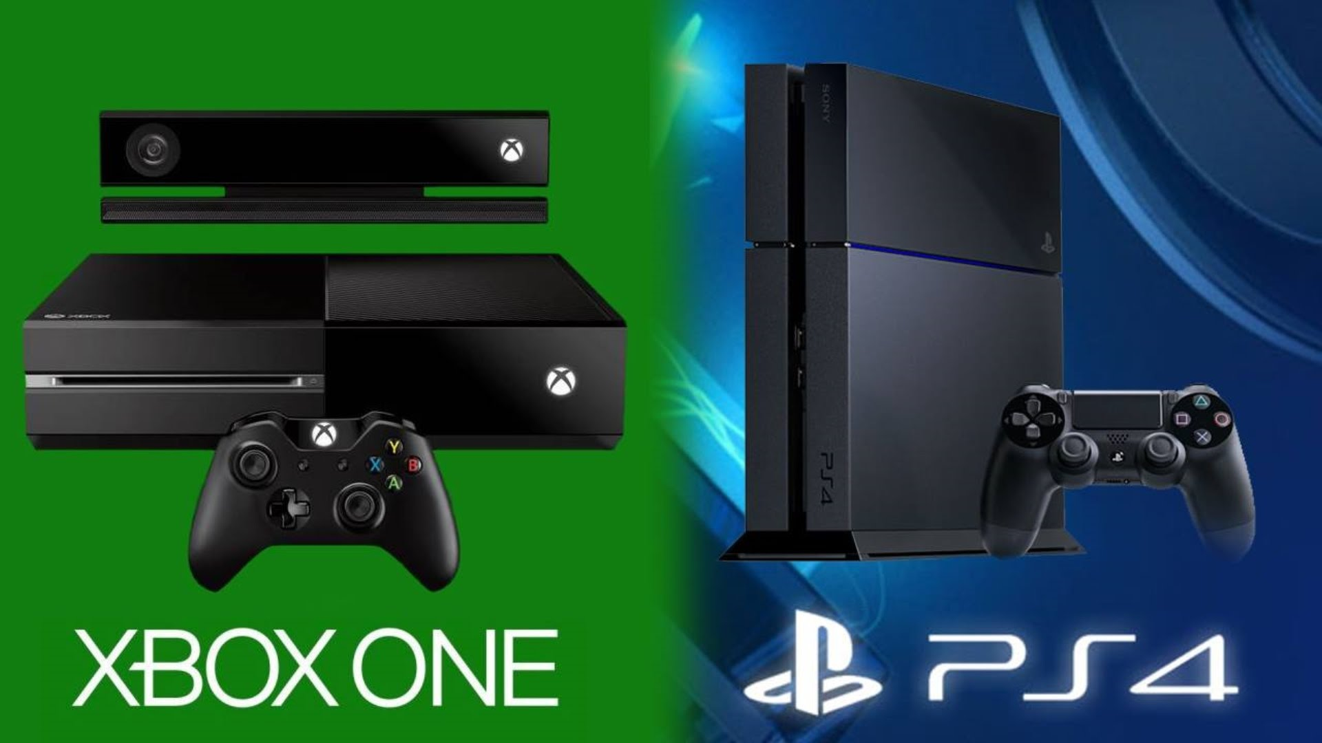 xbox or PS4 - what to buy
