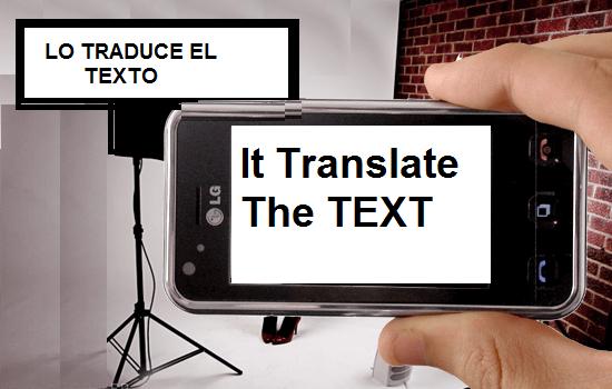 Translate printed text - Translate printed text