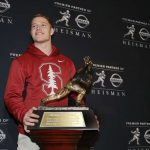 College Football Picks: Stanford's McCaffrey Is New Heisman Favorite