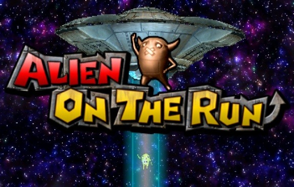 run alien game