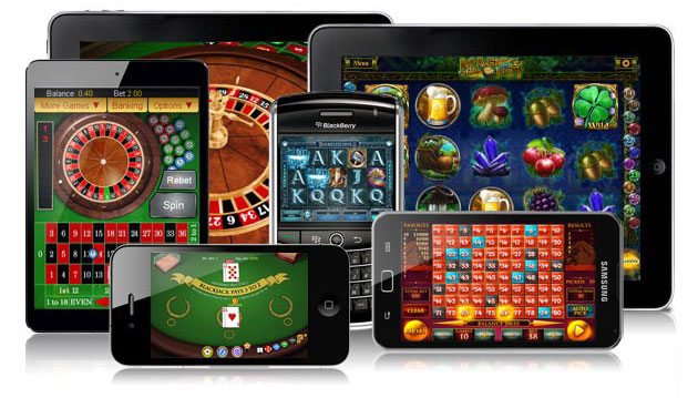 mobile casino games