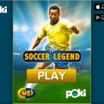 Pelé Soccer Legend Available Now on Poki.com