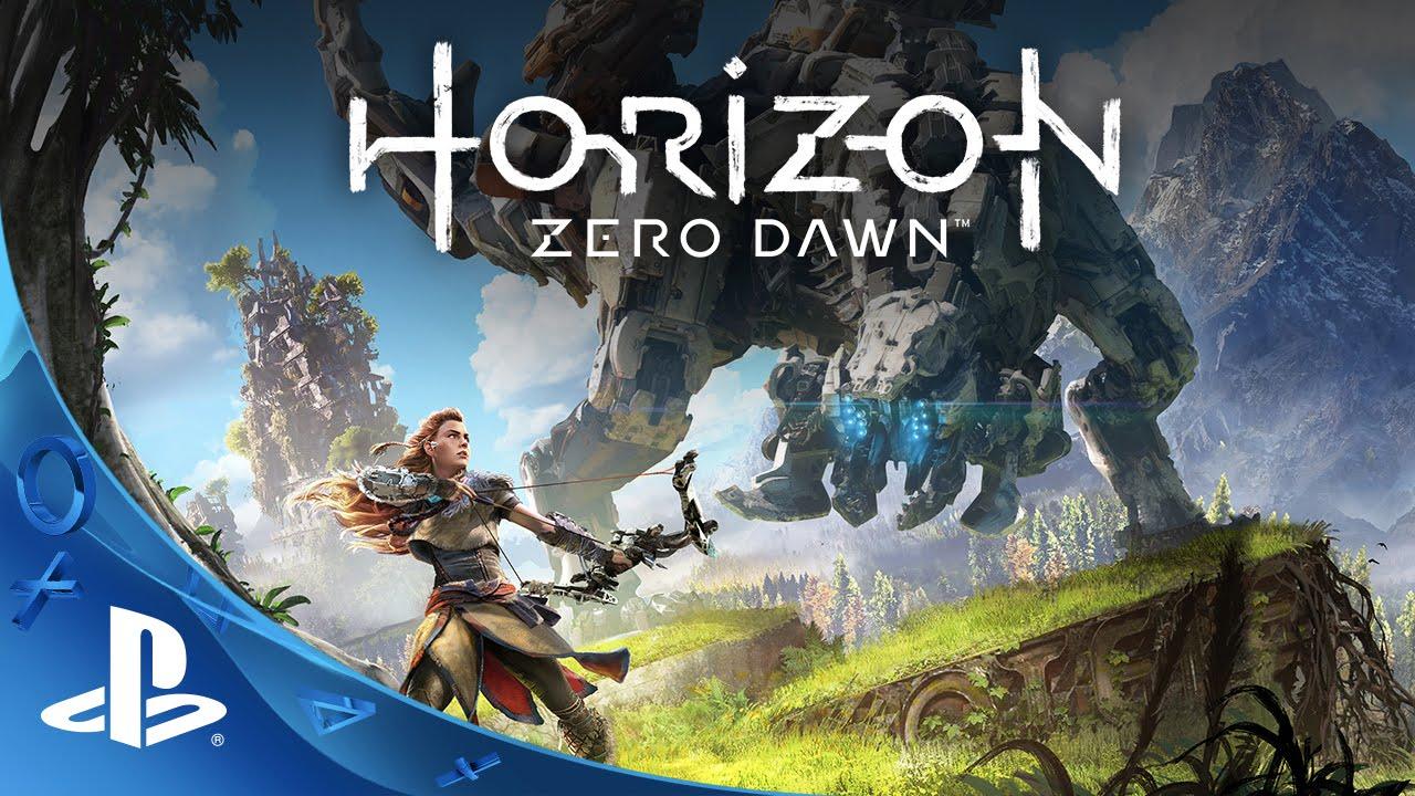 Horizon Zero Dawn - Horizon Zero Dawn