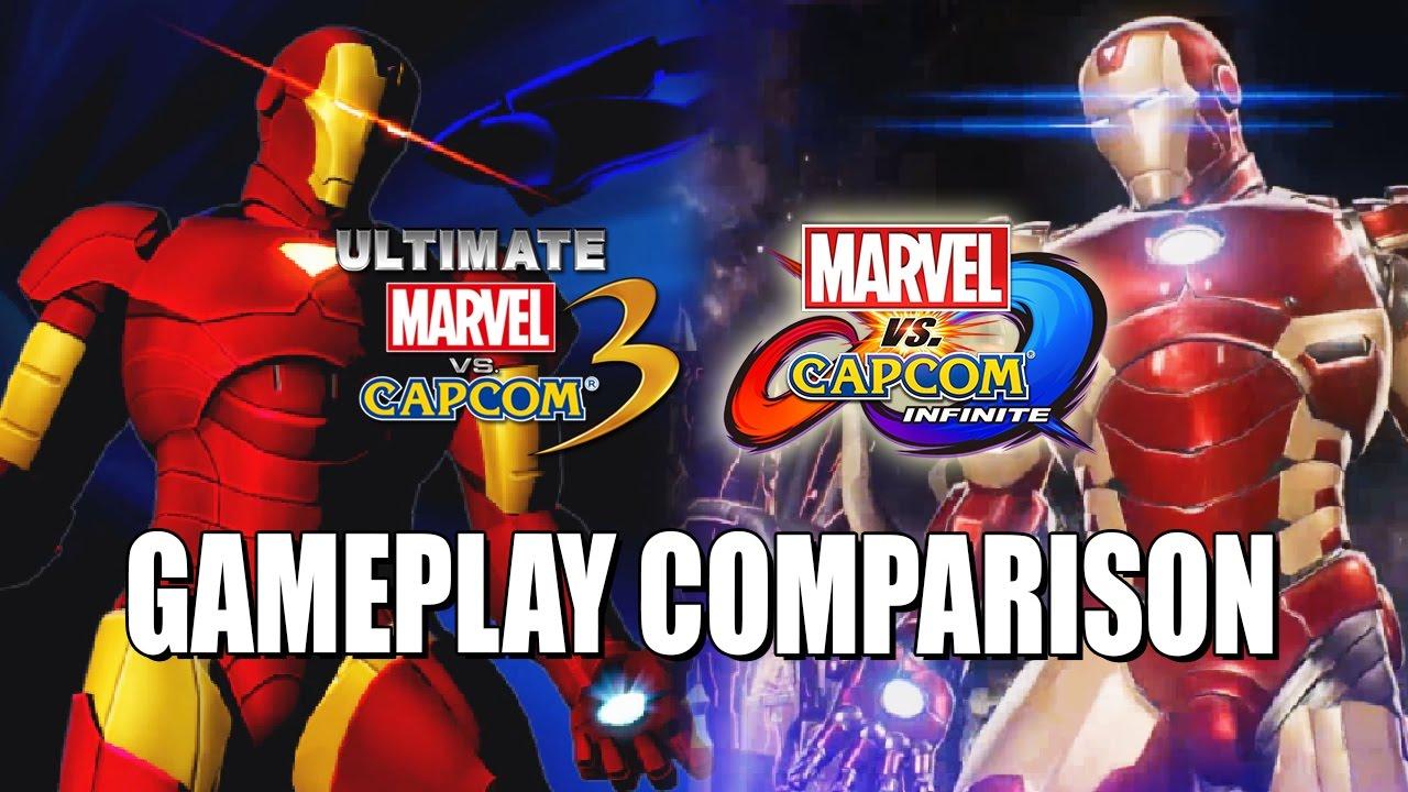 Marvel vs. Capcom Infinite - Marvel vs. Capcom- Infinite