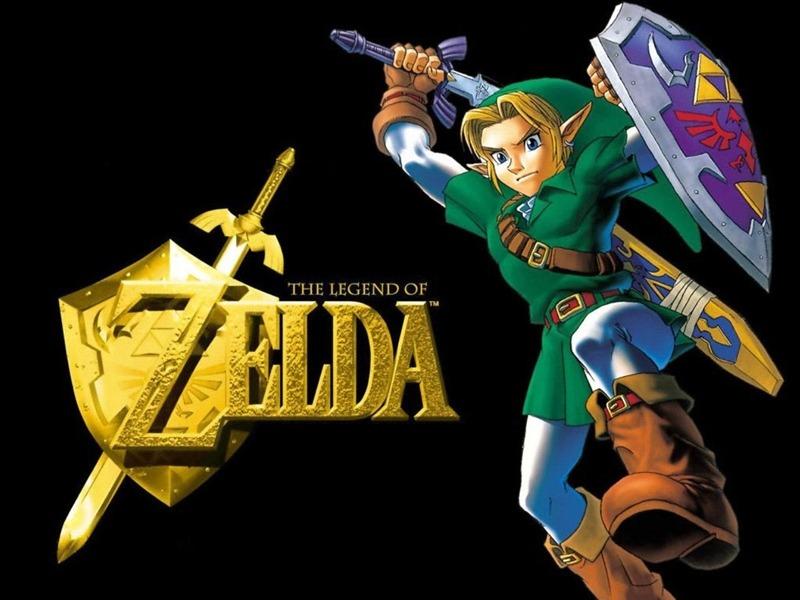 The Legend of Zelda - The Legend of Zelda
