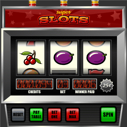 Slot Machine Games To Play