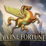 Experiencing Progressive Jackpot with Net Entertainment's Latest Divine Fortune Slot