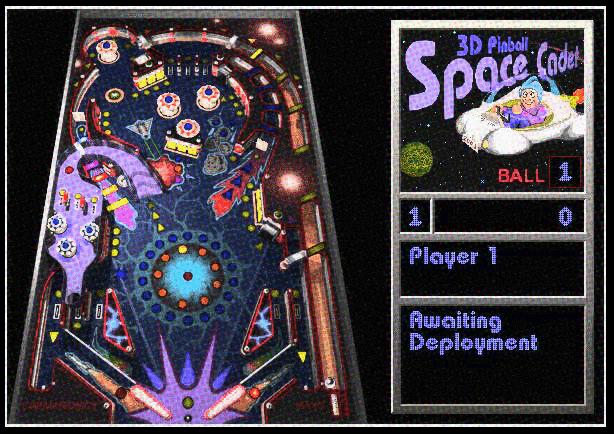 Space Pinball - Space Pinball