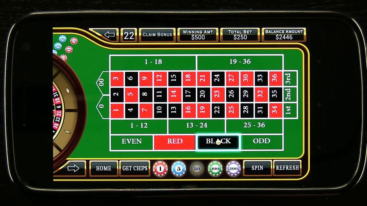Android roulette fibonacci scrum poker