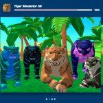 Tiger Simulator 3D: RAWR Like a Wildcat!