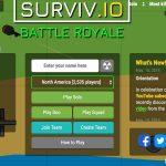Surviv.io: The Battle Royale of a New, Endless Era