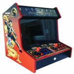 Benefits of an Arcade Table or Bartop Arcade Machine for the Home