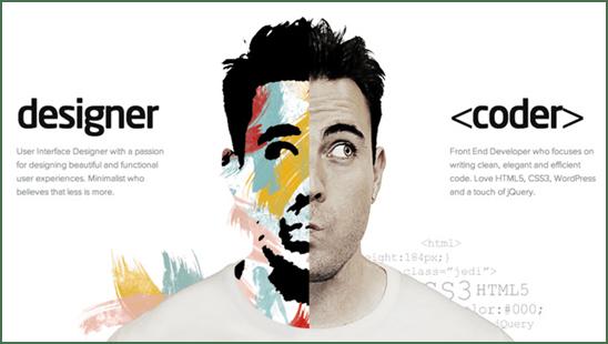 Designer vs coder