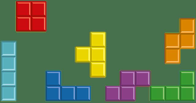 cube tetris
