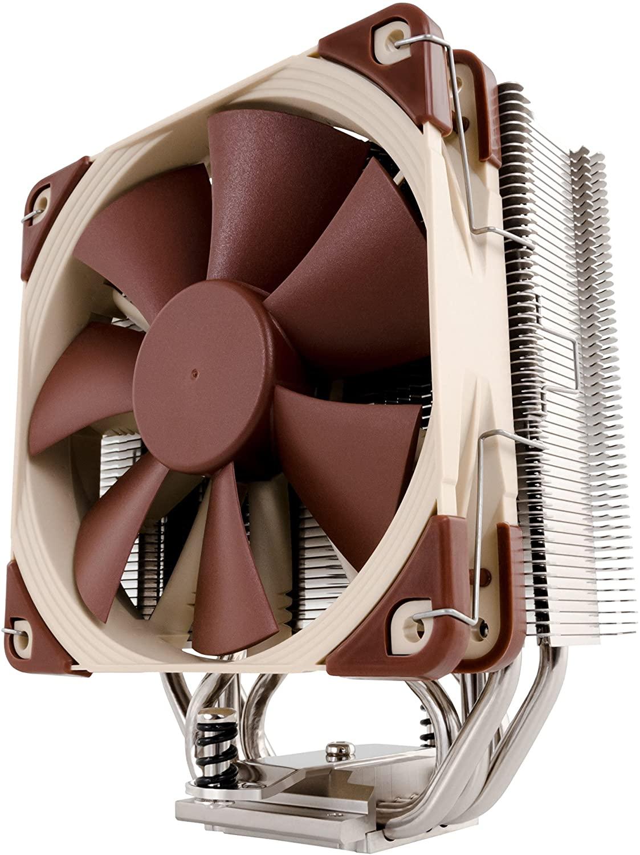 noctua nh u12s premium cpu cooler with nf f12 120mm fan brown - noctua-nh-u12s-premium-cpu-cooler-with-nf-f12-120mm-fan-brown