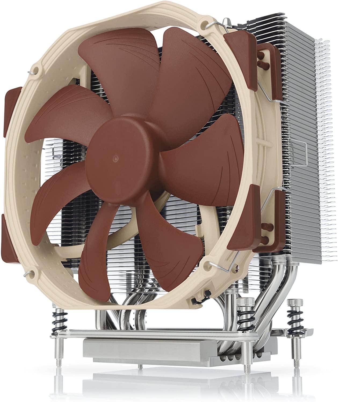 noctua nh u14s tr4 sp3 premium grade cpu cooler for amd strx4tr4sp3 140mm brown - noctua-nh-u14s-tr4-sp3-premium-grade-cpu-cooler-for-amd-strx4tr4sp3-140mm-brown