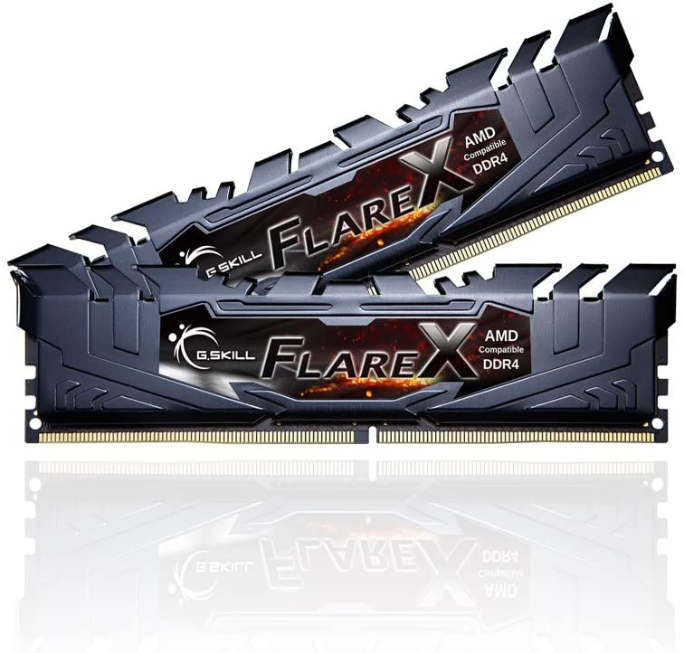 G.SKILL Flare X Series 16GB - G.SKILL-Flare-X-Series-16GB