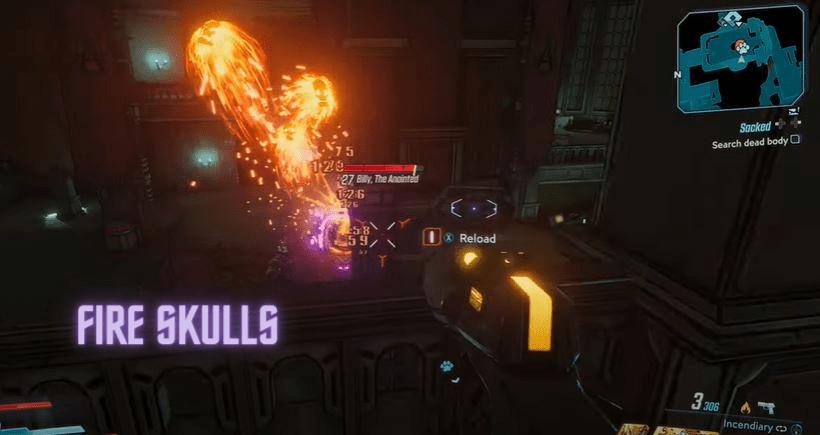 Fire Skulls - Fire Skulls