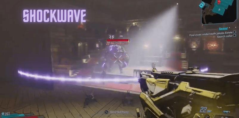 Shockwave - Shockwave