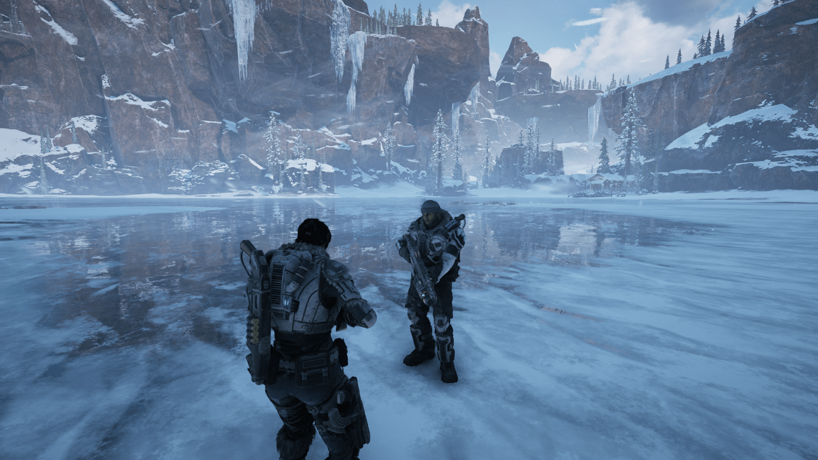 Gears 5 Lost Outsiders Side Mission - Gears 5 Lost Outsiders Side Mission