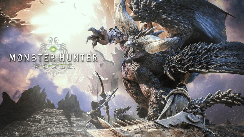Monster Hunter World  - Monster Hunter World