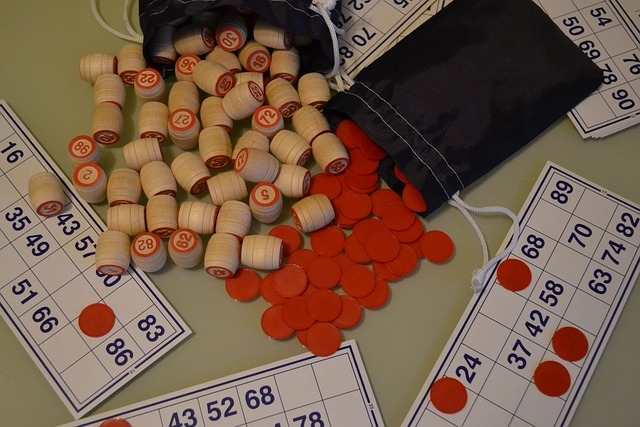 Bingo lucky number